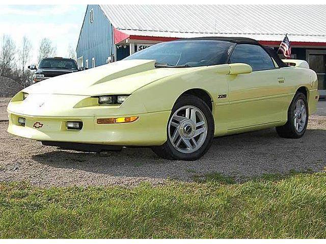 Picture of '95 Camaro - OXAF