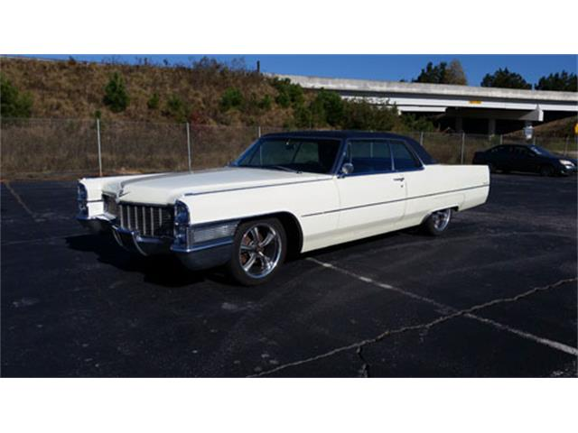 Picture of Classic 1965 Cadillac DeVille located in South Carolina - OXAG