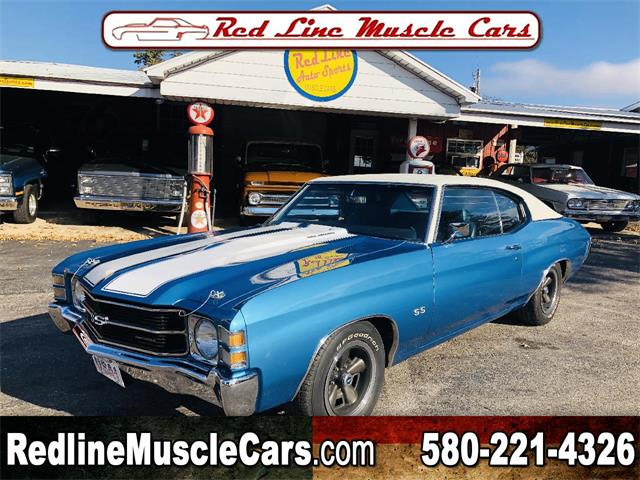 Picture of 1971 Chevrolet Chevelle Malibu SS Offered by  - OXAS