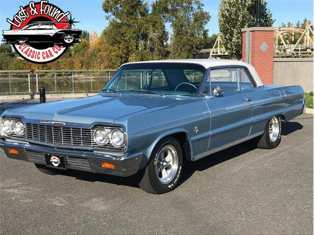 1964 Chevrolet Impala For Sale On ClassicCars