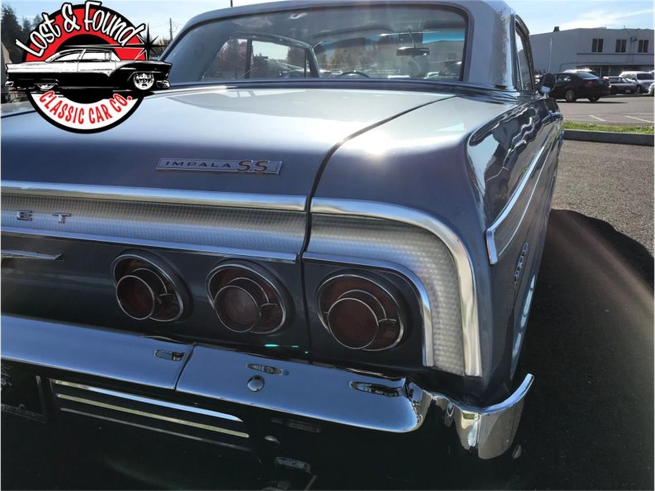 1964 Chevrolet Impala For Sale Cc 1162904 1951 Super Sport Large Picture Of 64 Oxaw