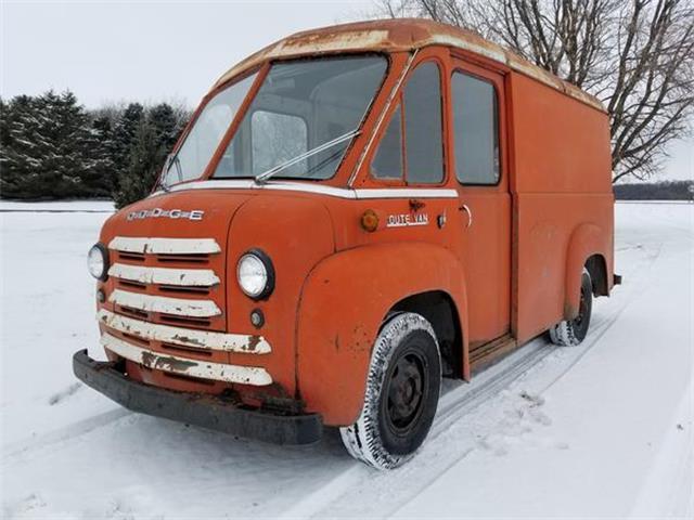 Picture of '50 Van - OXB1