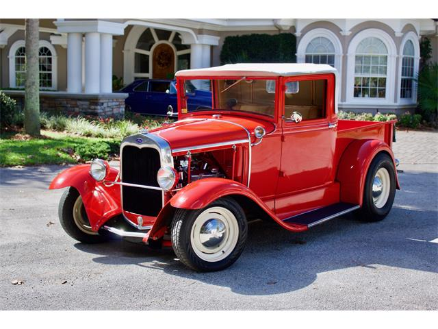 Picture of '31 Model A - OXBO
