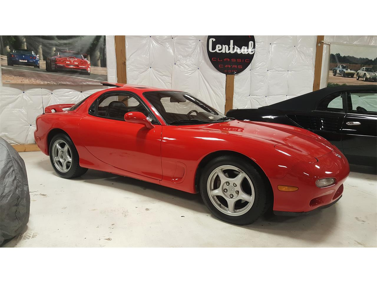 Mazda Dealers In Ohio >> 1993 Mazda RX-7 Turbo II for Sale | ClassicCars.com | CC ...