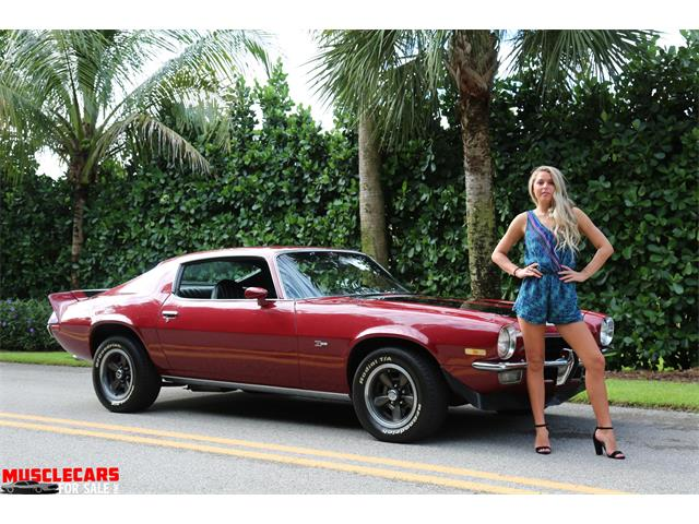 Picture of '73 Camaro Z28 located in Fort Myers Florida - OXCA