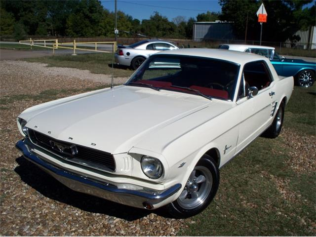 Picture of Classic '66 Mustang located in Texas - $18,995.00 Offered by  - OXCF