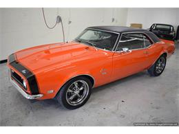 Picture of 1968 Camaro located in Texas Offered by Accel Auto Group - OXCH