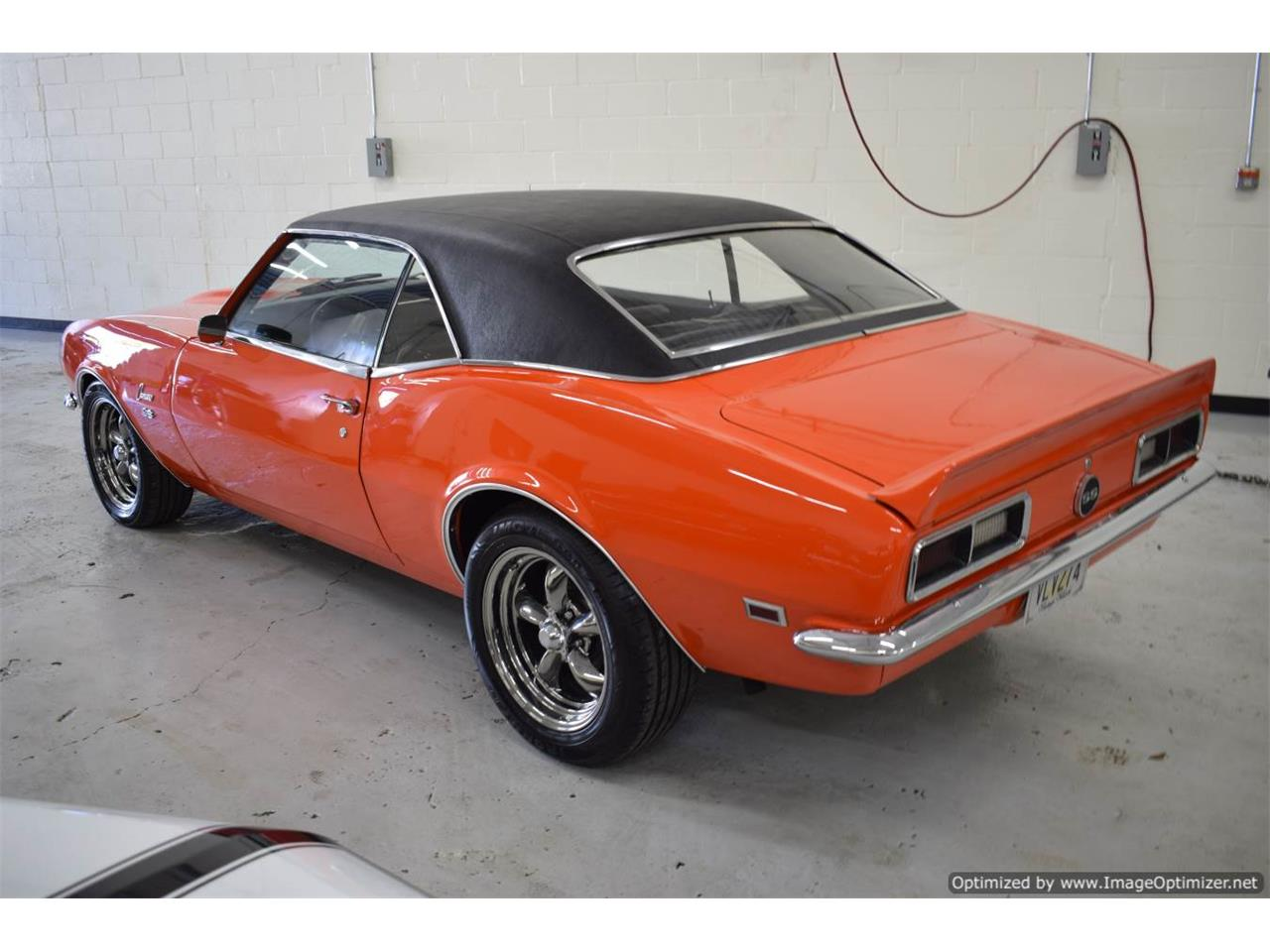 Large Picture of '68 Chevrolet Camaro located in irving Texas - $24,499.00 - OXCH