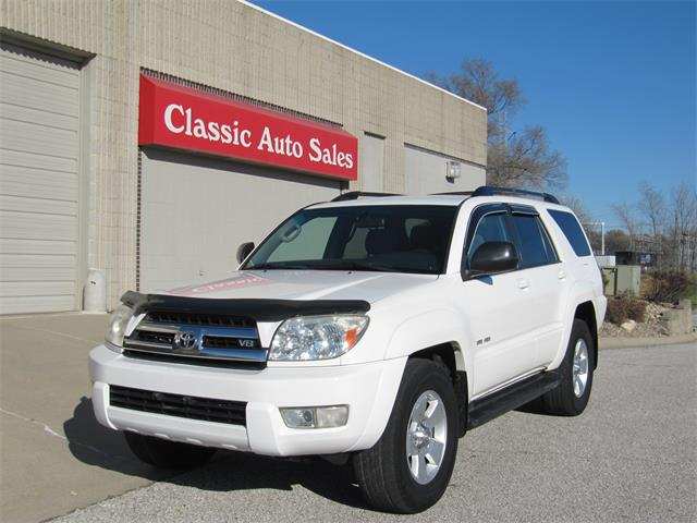 Picture of '05 4Runner - OXCO