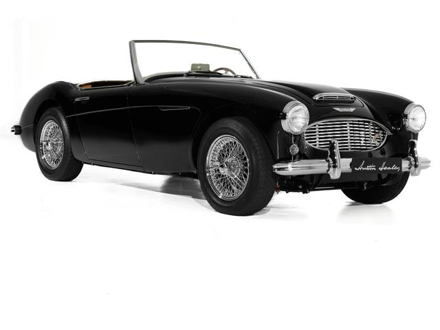 Picture of Classic 1961 Austin-Healey 3000 Mark I BN7 located in Des Moines Iowa - $54,900.00 - OXCQ