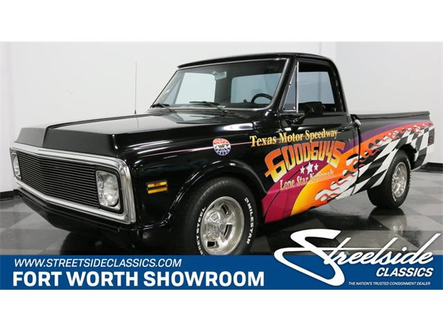 Picture of Classic '72 Chevrolet C10 located in Ft Worth Texas - OXD2