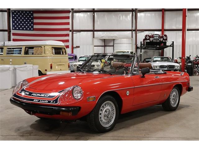 Picture of '78 Spider - OXD8