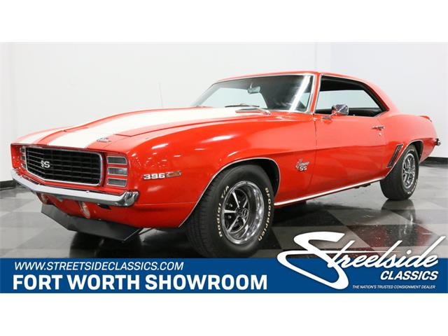 Picture of Classic '69 Chevrolet Camaro located in Ft Worth Texas - $64,995.00 - OXDA
