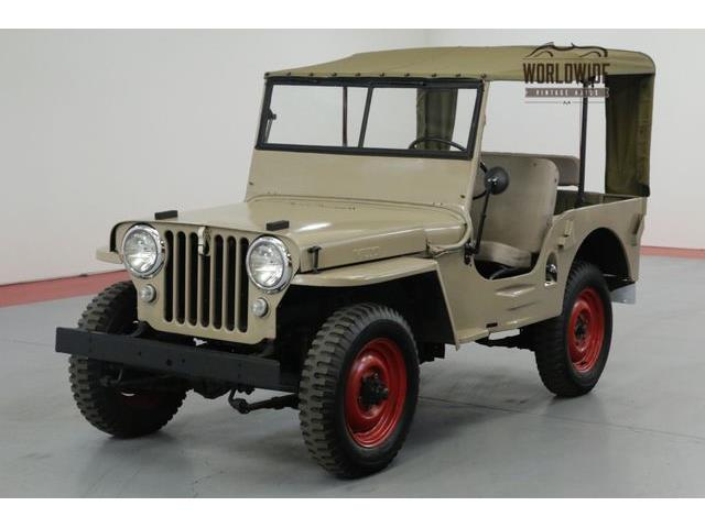 Picture of '46 Willys - OXDQ