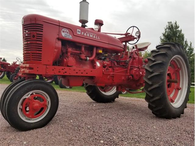 Picture of Classic 1954 International Tractor located in Minnesota - $6,900.00 - OXEB