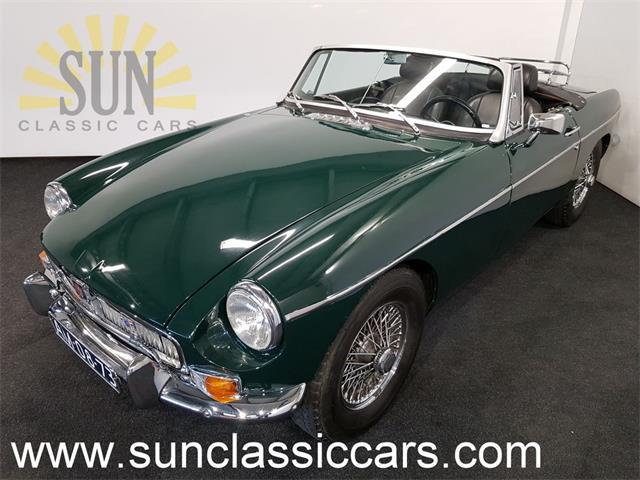 Picture of '69 MGB - OXED
