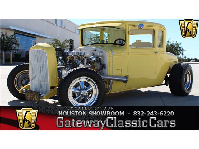 Picture of '32 5-Window Coupe - OXEF