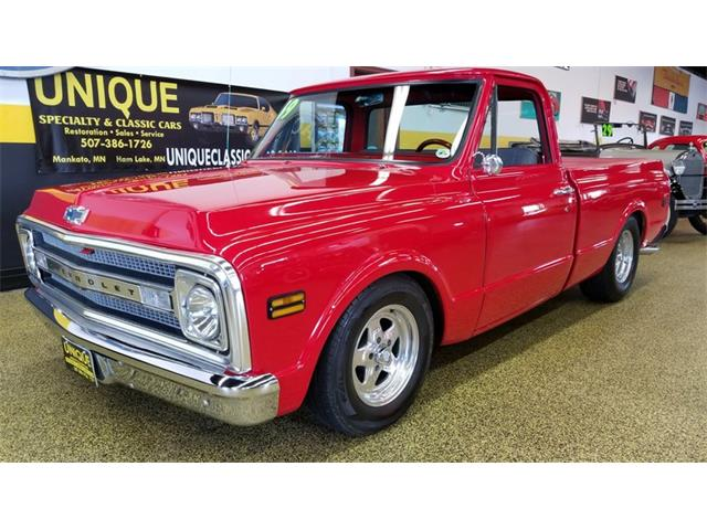 Picture of Classic '69 Chevrolet C/K 10 - $24,900.00 Offered by  - OXEX
