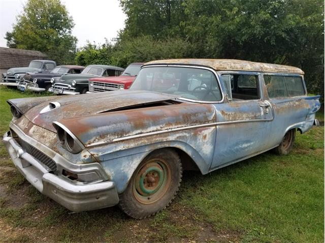 Picture of '58 Ranch Wagon - OXEZ