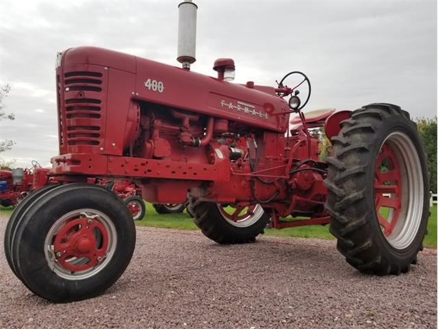 Picture of Classic '56 Farmall 400 located in Minnesota Offered by  - OXF1