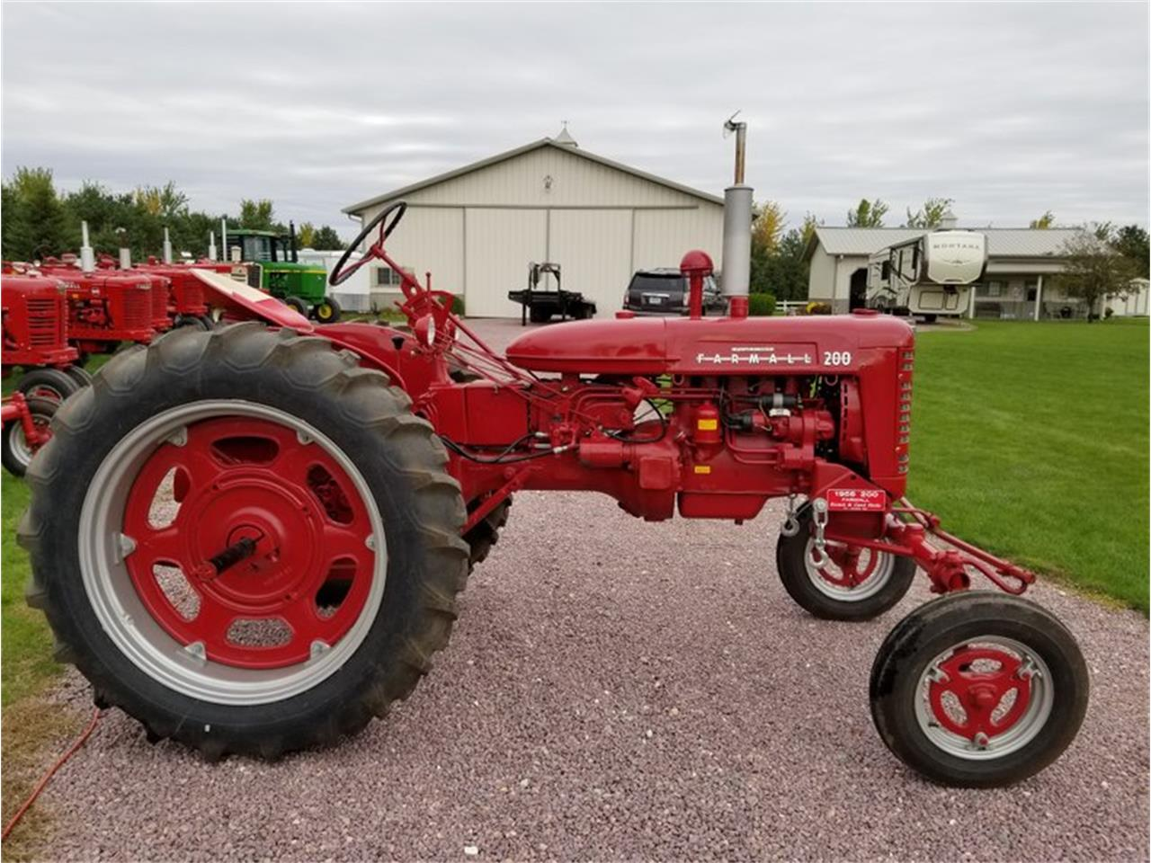 Large Picture of '56 200 - OXF2