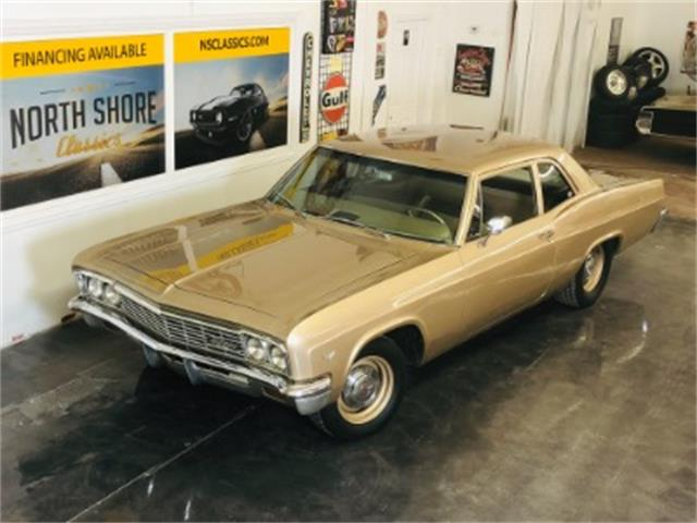 Picture of Classic 1966 Chevrolet Biscayne located in Illinois - $36,500.00 Offered by  - OXF3