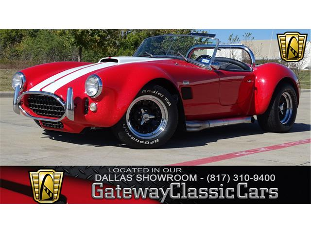 Picture of Classic '66 AC Cobra located in DFW Airport Texas - $49,995.00 - OXF8
