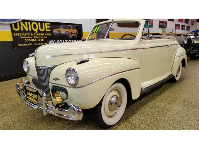 Picture of Classic '41 Super Deluxe located in Minnesota Offered by  - OXFF