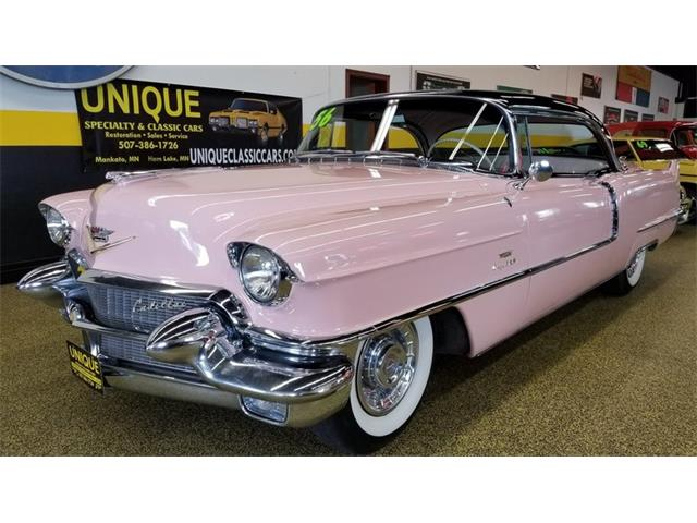 1956 Cadillac Coupe