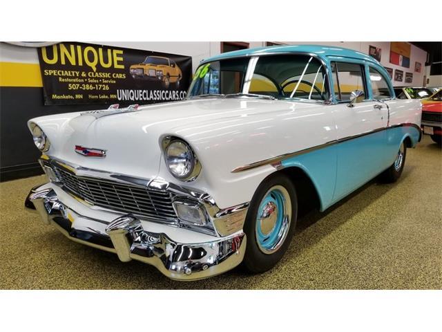 1956 Chevrolet 2-Dr Sedan
