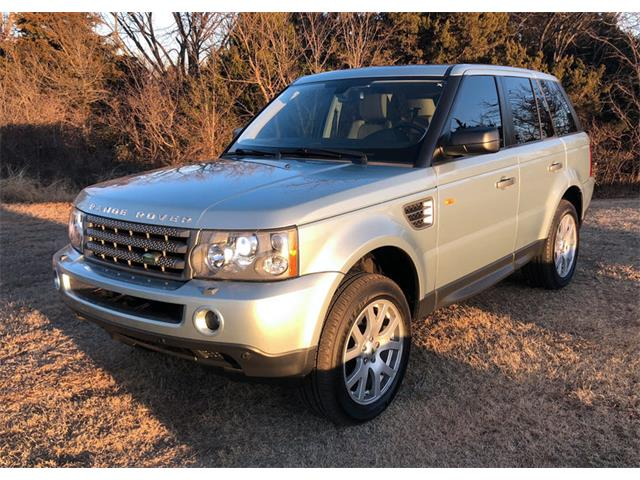 Picture of '08 Range Rover Sport HSE Auction Vehicle Offered by  - OXFQ