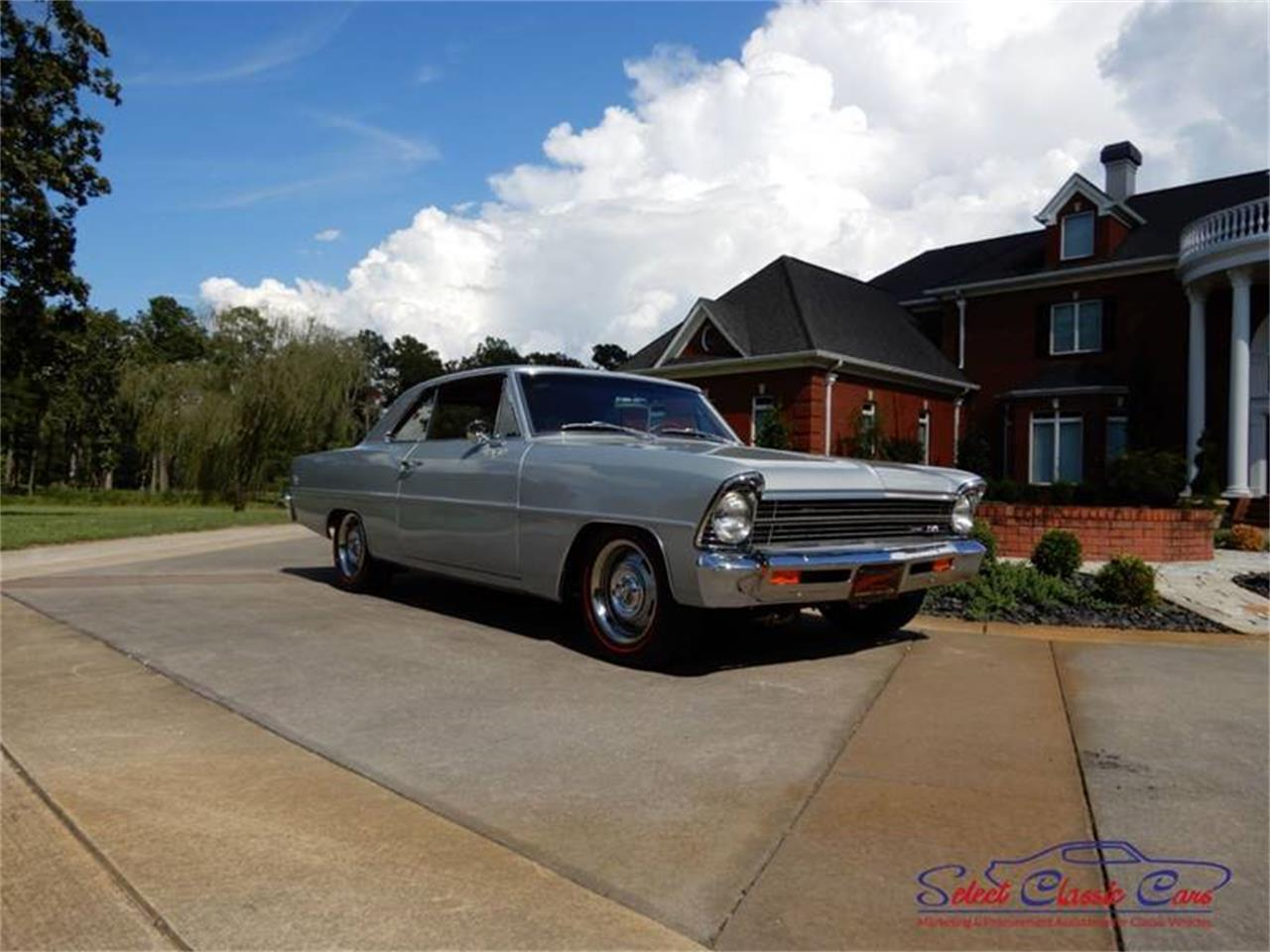 Large Picture Of Classic 1967 Nova