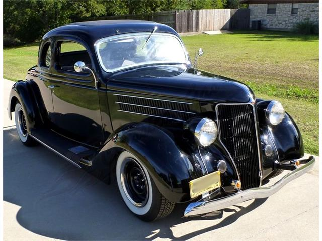 Picture of '36 Ford Coupe - $39,950.00 Offered by  - OXGF