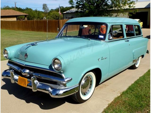 Picture of '53 Ranch Wagon - OXGH