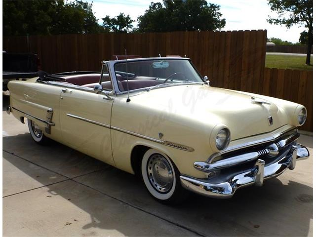 Picture of '53 Ford Sunliner located in Arlington Texas - $45,000.00 - OXGK