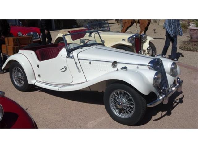 Picture of 1954 MG TF located in Florida - OXGP