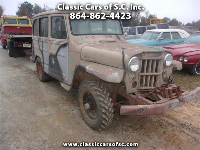 Picture of 1963 Willys Jeep Wagon - OXGQ