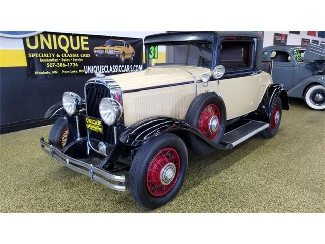 Picture of 1931 Coupe located in Mankato Minnesota - $24,900.00 Offered by  - OXH1