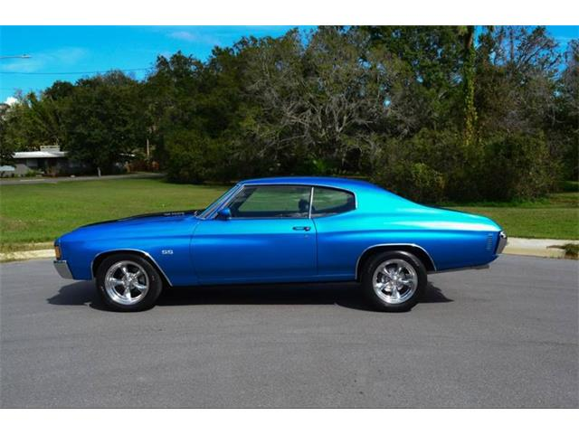 Picture of '72 Chevrolet Chevelle Offered by  - OXHG