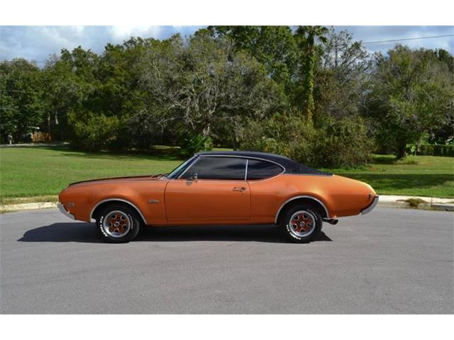 Picture of Classic 1969 Oldsmobile Cutlass - OXHR