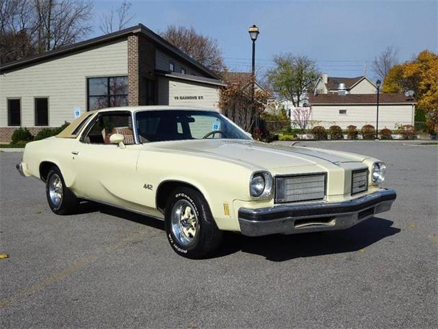 Picture of '75 Cutlass S - OXHU