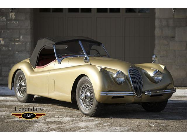 Picture of '53 XK120 - OXHY