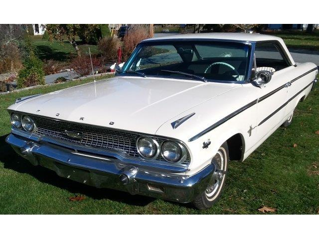 Picture of Classic 1963 Ford Galaxie 500 located in Hanover Massachusetts - $17,000.00 Offered by  - OXIF