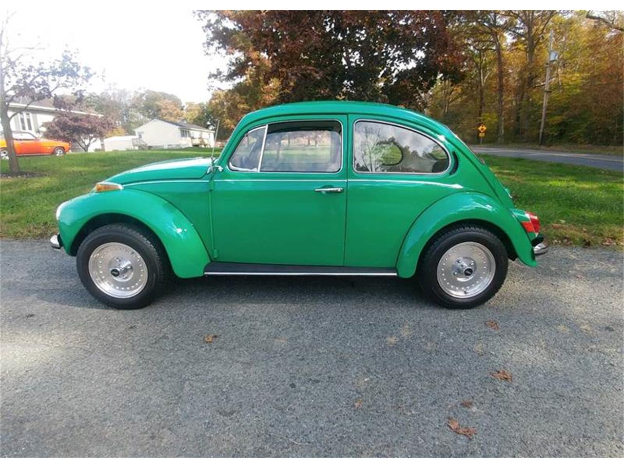 1973 Volkswagen Beetle For Sale Classiccars Com Cc 1163178
