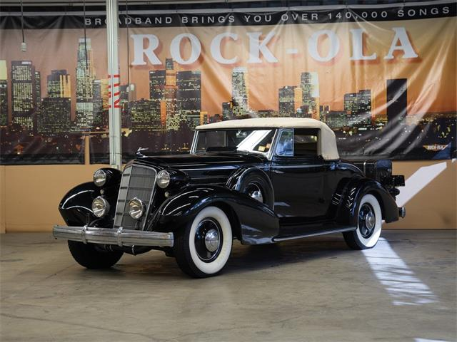 Picture of '35 V-8 Convertible Coupe - OVB3