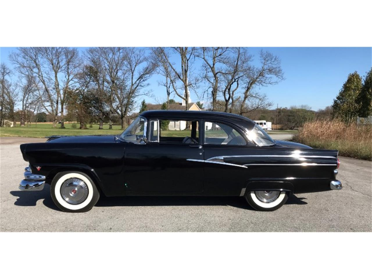 Large Picture of Classic '56 Ford Mainline located in Harpers Ferry West Virginia - $23,500.00 - OVB5