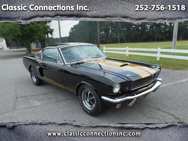 Picture of Classic '66 Ford Mustang located in Greenville North Carolina Offered by  - OXJO