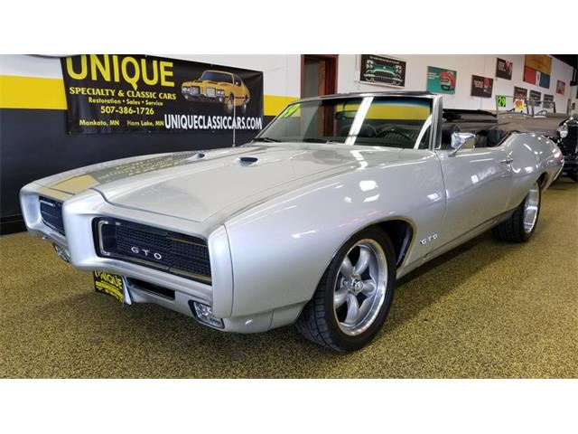Picture of '69 GTO - OXJP