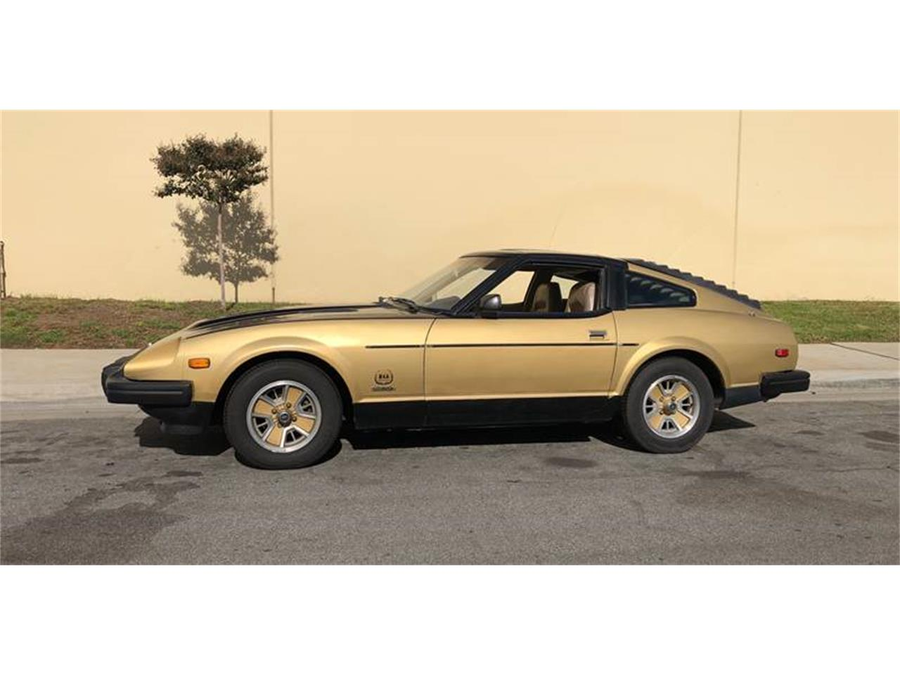 Large Picture of 1980 280ZX Auction Vehicle Offered by Highline Motorsports - OXKB