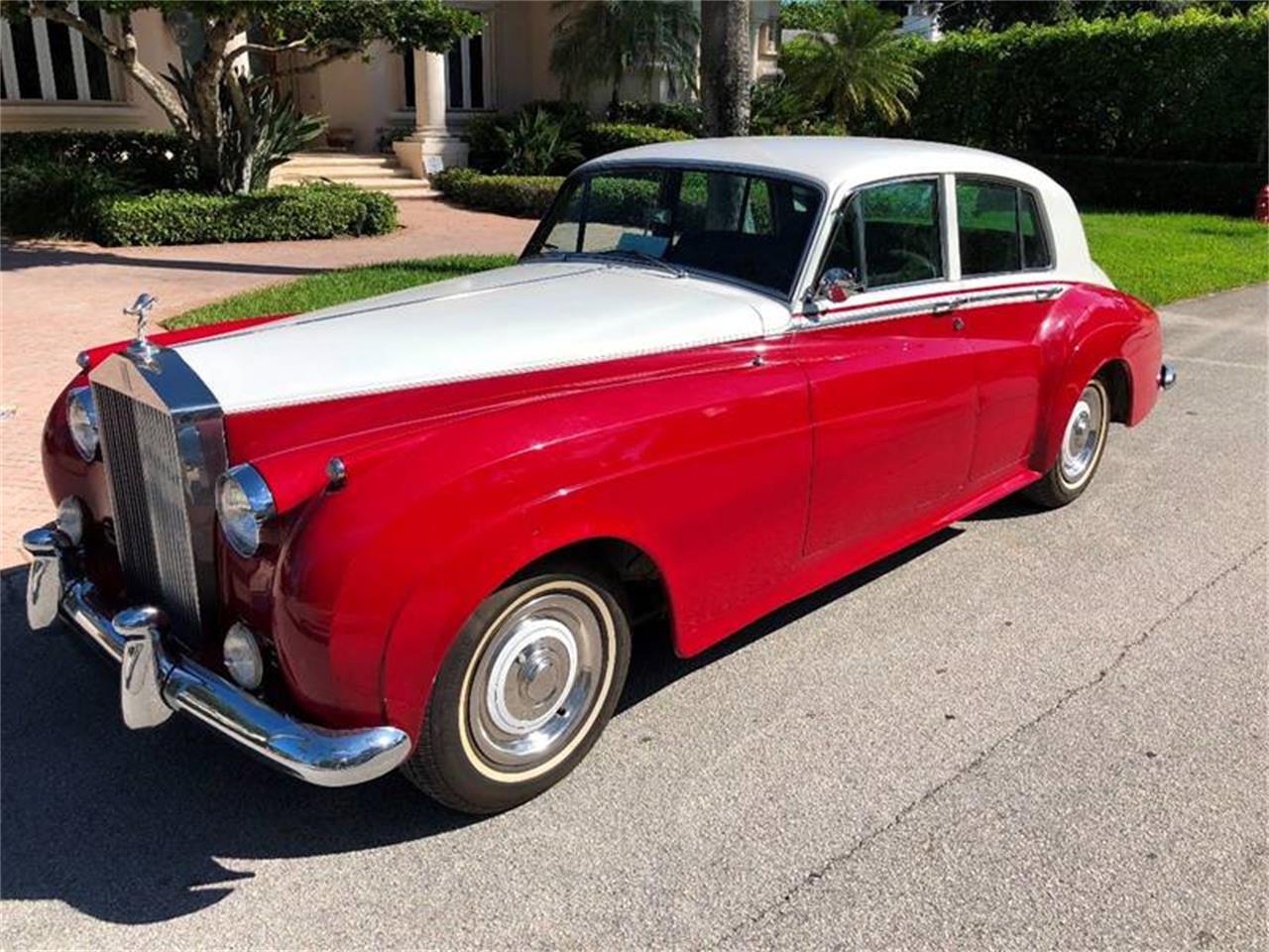 1961 Rolls Royce Silver Spur For Sale Classiccars Com Cc 1163265